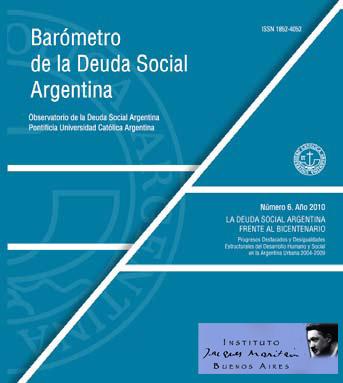 La Deuda Social Argentina